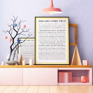 Success Mantra Poster_mockup_Room