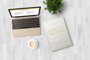 The Female Founders Book. Look inside (2)