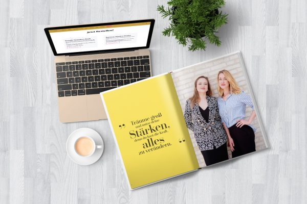 The Female Founders Book. Look inside (1)