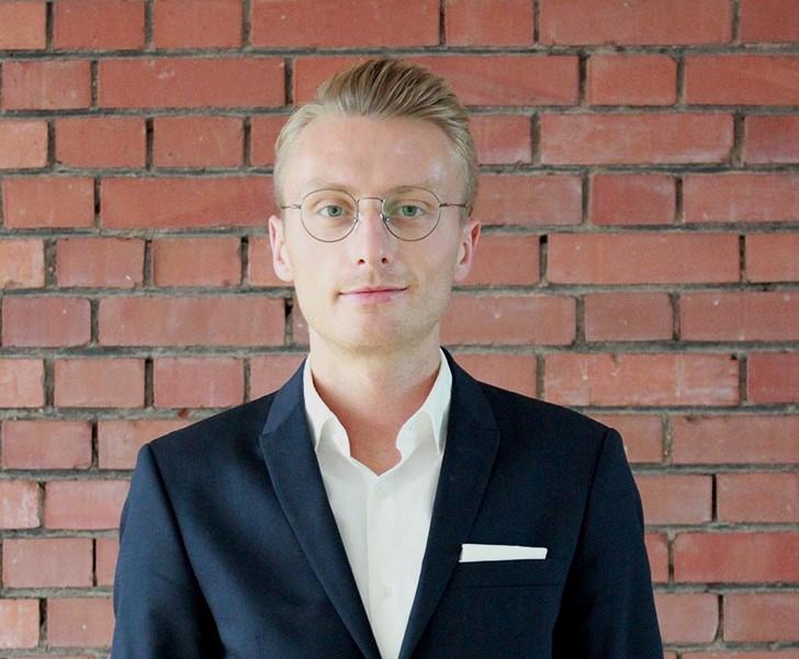 Eugen Müller, Steuerberater und Gründer von Startup & Tax