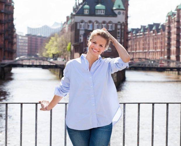 Cecile Wickmanns denkt über Investoren