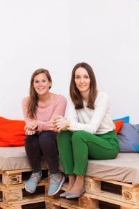 Unternehmerinnen mit Leidenschaft